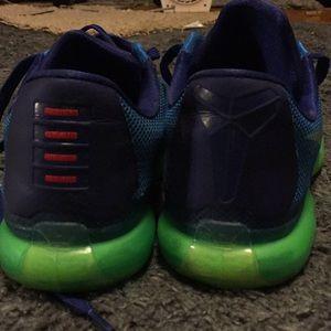 Nike Shoes - Nike Kobe 10 X low emerald city sprite color